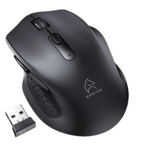 MPOW、リモートワークにも便利な、価格の安いワイヤレスマウス