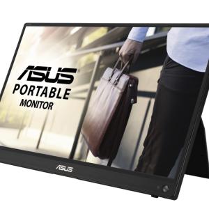 持ち運びに便利な15.6型フルHD「ZenScreen MB16ACV」のスペックや価格は?