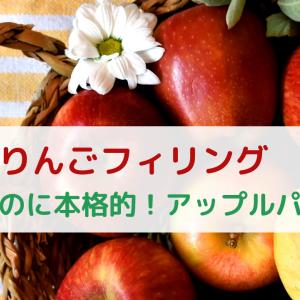 【簡単りんごフィリング】アップルパイの具シナモンで本格的アップルアラモード