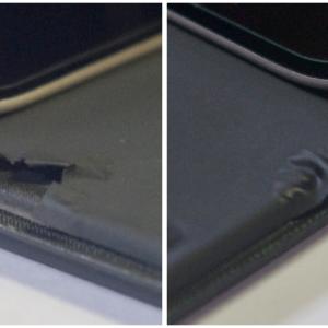 悲しすぎ…2万円のSmart Keyboard Folioが破けました