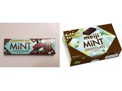 ミントチョコレート