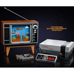 レゴx任天堂ファミコンがコラボした【注目作・予約解禁】『LEGO® Nintendo Entertainment System(レゴ任天堂エンターテインメント システム)』