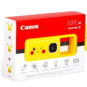 キヤノン×ポケモン!ピカチュウデザインのカメラが予約開始!!「iNSPiC REC PIKACHU MODEL FV-100(インスピック レック ポケモンモデル)」