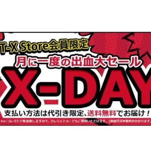 売切御免・特価激安!!サイバーヤスイデーほか【本日正午から開催!】 NTT-X Store 月に一度のX-DAY!