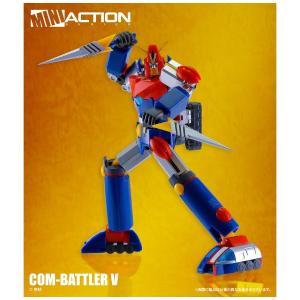 【完売店多数】「電磁ロボ コン・バトラーV」「超電磁マシーン ボルテスV」「闘将ダイモス」Action Toys MINI ACTION FIGURE ミニアクションフィギュアシリーズ