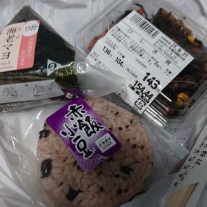 8/30(月)~9/3(金)迄食べた物、カプ麺やおやつ、鬼滅の刃のお話♪