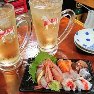 美味しくてリーズナブル♥️立呑み処まる@神戸市東灘区