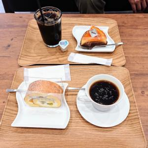 ケーキセット【ファクトリーシン】❤️食事パン【ブーランジェリコヤマ】@神戸市垂水区(ブルメール)