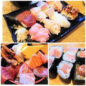 神戸市中央卸売市場内にあるお寿司屋さん❤️ふさ鮨@神戸市東灘区
