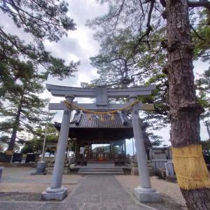 竹島   八百富神社 ―Yaotomi_Jinjya―