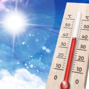 暑い日になるとよく耳にする、夏日・真夏日・猛暑日・熱帯夜・は何℃からか分かりますか?