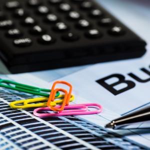 【2021年4月家計簿】給料絶望的【あしたでんき】で月次確定。
