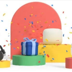 Google創立記念キャンペーン開催中!!15%割引コードでお得!おすすめはPixel4aとPixel5a!