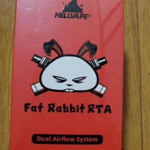Fat Rabbit RTA by Hell Vape