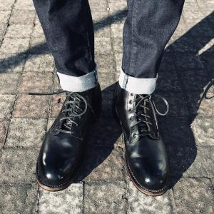 【レッドウイング】10年履き込んだベックマンの魅力やサイズ感をレビュー