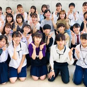 横浜緑ヶ丘高校サックスパート+卒業生