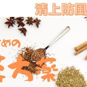 にきびにおすすめの漢方薬【清上防風湯】