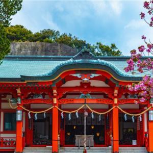 淡嶋神社と淡島神社 粟島神社