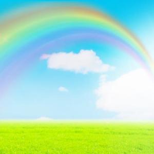 *選* 『虹』で一句