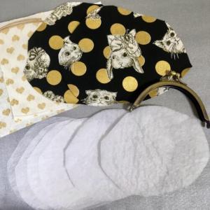 【組み立て方】手縫いでがま口を作る方法