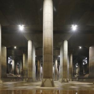 【12/11】2つの地下神殿をガイド付で巡る!世界最大級「首都圏外郭放水路」&ひんやり涼しい「大