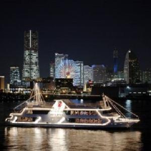12/31【山下公園発着】大型客船マリーンルージュで楽しむ2019~2020カウントダウンクルー
