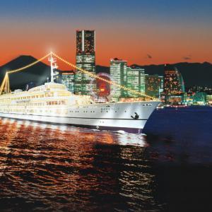 【1/23~2/29】横浜ベイサイドホテル東急宿泊&豪華客船ロイヤルウイング・ディナークルーズ