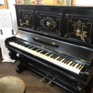 【2/26】上皇后美智子様も弾いた日本最古のピアノ「天使のピアノとフルートコンサート」&谷保天満