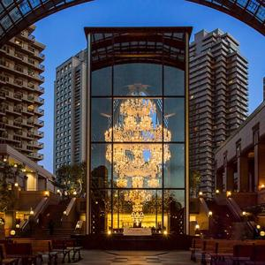 GoToトラベル 東京ステーションホテルでのお食事とクリスマスマーケット&都内厳選イルミネーショ