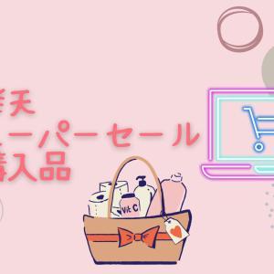 楽天スーパーセールの購入品(2021.9)【オススメ商品・失敗商品】