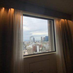 【客室で天然温泉が楽しめる】ホテル阪神大阪宿泊記‼︎ 部屋、天然温泉、ホテルサービスなど紹介