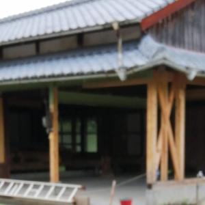 古い家の改築