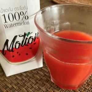 【熱中症対策にもOK】カルディーで購入100%すいかジュース感想