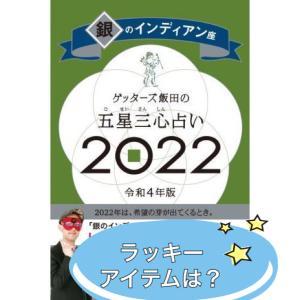 【2022年】銀のインディアン座オススメアイテム【五星三心占い】
