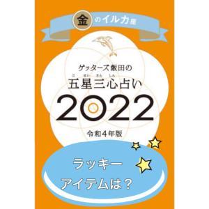 【2022年】金のイルカ座にオススメのアイテム【五星三心占い】
