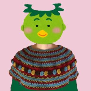「製図・ゲージなし!」で編むオリジナルセーター!失敗リカバリ中です☆