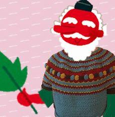 「製図・ゲージなし!」で編むオリジナルセーター!失敗リカバリ持続中です☆