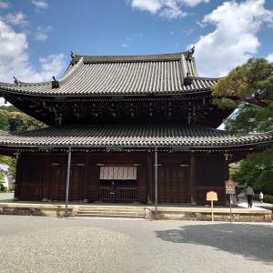 【寺院・神社】皇室・天皇にゆかりの泉涌寺を散歩する