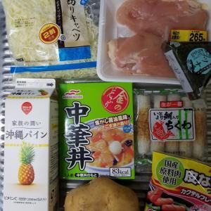 スーパーで買い物!1000円以内でおさめる