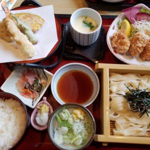 祝!夫の50歳の誕生日を夫婦で祝う!~和食麺処サガミ