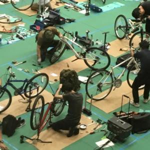 自転車技士&自転車安全整備士^ ^