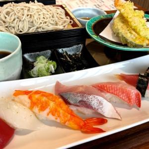 常春のマリネラ王国 ⇒ そば寿司セット