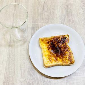 【ミニマルレシピ】トースターでチーズケーキトースト