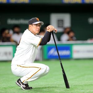 【巨人】原監督「阪神戦で丸を3番で復帰即スタメン」