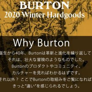 21-22年モデル BURTON(バートン)の予約・購入は?おすすめ板ランキング