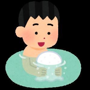 【悲報】バブを抱きしめながら入浴した時の「救えなかった」感は異常