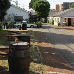 50年代の米軍ハウスの街があるってぇ/埼玉県入間市ジョンソンタウンにて