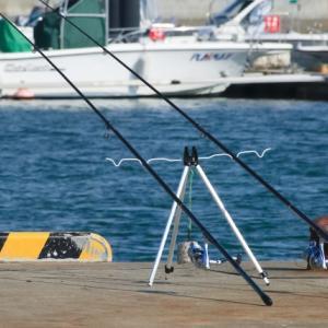 投げ釣り・ブッコミ釣りの待ち時間は何をして過ごすか