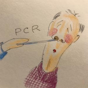 🚑救急搬送後P C R検査🧪ワクチンの効果