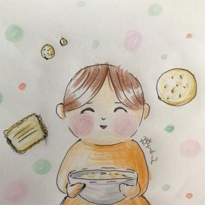 ダイエット中だけど食べた〜い🍪低糖質クッキーの簡単な作り方🍪食前食中⚠️閲覧注意